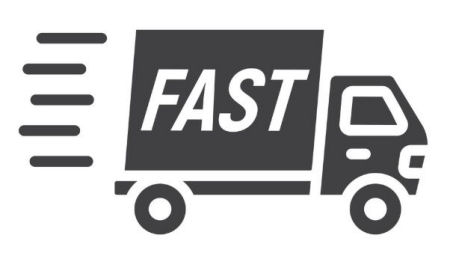 Fast Delivery in under 24 hours
